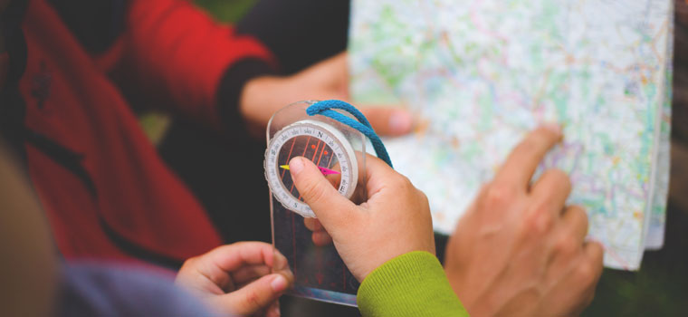 3 Games That Teach Kids To Use A Compass