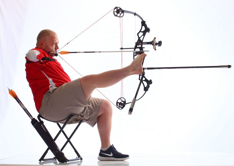 Disabled Archery – World Record!