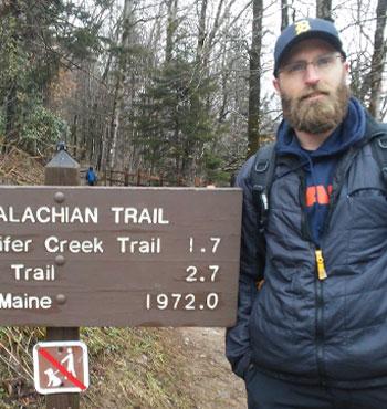 Matt Smith | Outdoor Adventures Manager